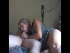Real - mãe mamando na piroca do filho